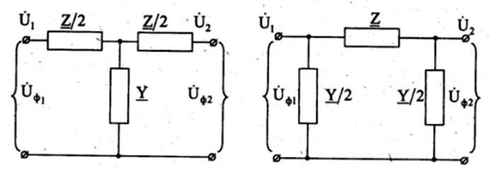 Рисунок 4.1 Схема замещения